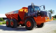 Komatsu HM400-2 Dump Truck