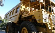 Caterpillar Rigid Frame Dump Truck