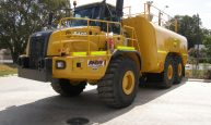 Bell B40 Articulated Water Truck